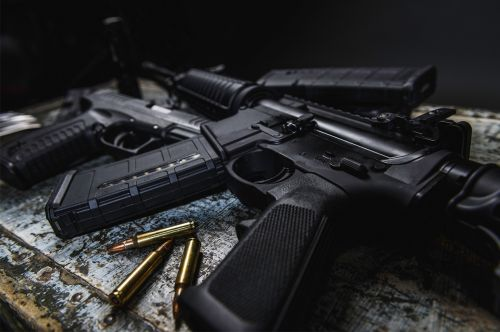 Firearm & Weapons Charges